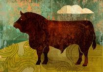 Bull by Benjamin Bay