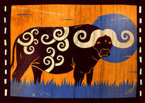 Black Buffalo by Benjamin Bay