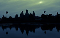 Angkor Wat - Classic Wide Split Tone by Russell Bevan Photography