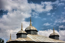 Rooftops - Istanbul Turkey von Ian C Whitworth