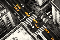 Yellow Flow New York City von Stefan Kloeren