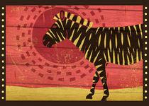 Zebra by Benjamin Bay