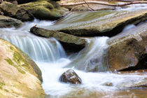Relaxing Water Flow von Ian C Whitworth