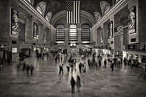 Grand Central Station New York City von Stefan Kloeren