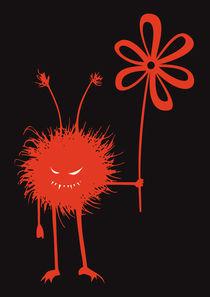 Evil Flower Bug by Boriana Giormova