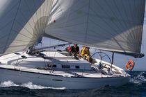 Sailing boat von Ignacio Baixauli Quiles