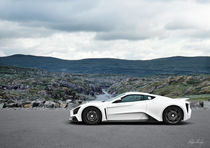 Zenvo-ST-1 by Philip Elberling
