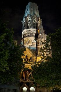 Berlin Cathedral. von Guy Woolrych