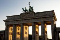 Berlin Gate von Guy Woolrych