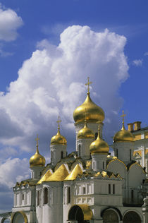 KREMLIN, CATHEDRAL OF THE ANNUNCIATION by Wolfgang Kaehler