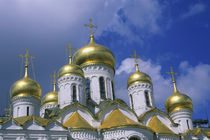 KREMLIN, CATHEDRAL OF THE ANNUNCIATION von Wolfgang Kaehler