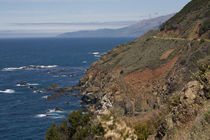 Big Sur Coastline by Carl Tyer