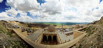 Old City of Mardin / Southeast Turkey (Panorama) von Benjamin Hiller