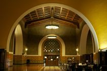 Union Station - Los Angeles by Ernesto Arias