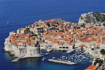 Old Town, Dubrovnik Croatia von Melissa Salter
