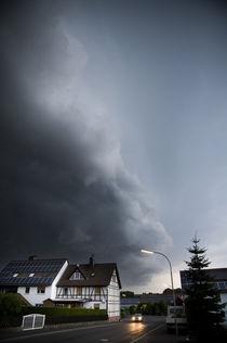 Vor dem Unwetter III by Thomas Schaefer