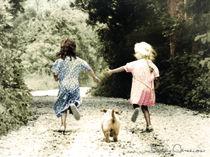 Runnin' by Betsy  Cameron