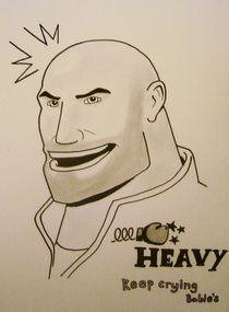 Heavy weapons guy von Gregg Morrison