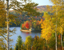 USA, Maine, Wyman Lake by Danita Delimont