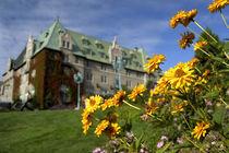 Canada, Quebec. Charlevoix region, Pointe-au-Pic by Danita Delimont
