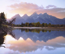 USA, Wyoming, Grand Teton National Park by Danita Delimont