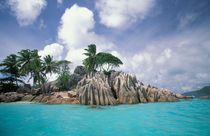 Africa, Seychelles, Praslin Island by Danita Delimont