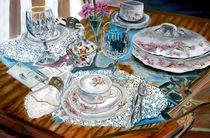 China-tea-set-oil-painting-large