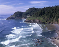 OR, Oregon Coast, Heceta Head Lighthouse von Danita Delimont