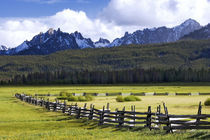 USA, Idaho, Sawtooth National Recreation Area by Danita Delimont
