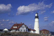 NA, USA, Maine, near Portland Portland Head Lighthouse von Danita Delimont