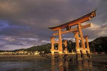 Asia, Japan, western Honshu by Danita Delimont