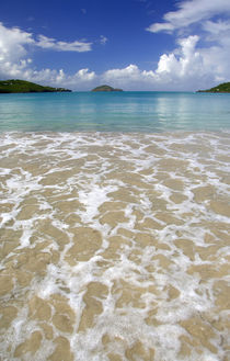 Caribbean, U.S. Virgin Islands, St.Thomas, Magens Bay. von Danita Delimont