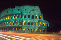The Colosseum in Rome by Danita Delimont