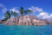 Africa, Seychelles, Praslin Island, St. Pierre Islet by Danita Delimont
