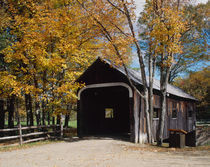 Covered Bridge, Grafton, Vermont, USA von Danita Delimont