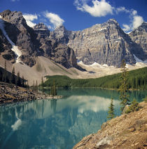 Canada, Alberta, Moraine Lake von Danita Delimont