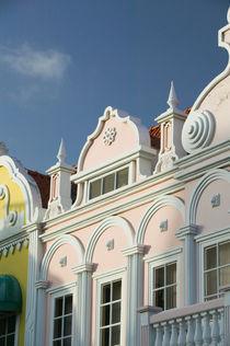 ABC Islands - ARUBA - Oranjestad von Danita Delimont