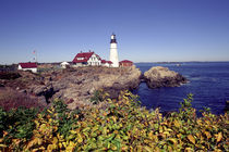 North America, USA, Maine, Portland Portland Head Lighthouse von Danita Delimont