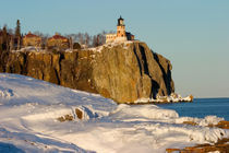 Split Rock Lighthouse State Park on Lake Superior by Danita Delimont