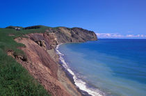 Canada, Quebec, Magdalen Islands, Cap Alright by Danita Delimont