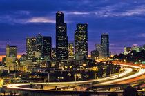 Seattle Washington skyline von Danita Delimont