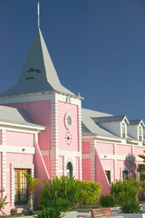 Caribbean, TURKS & CAICOS-Grand Turk Island-Cockburn Town: Government Courthouse by Danita Delimont