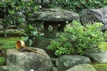 Asia, Japan, Nagasaki, Hirado, Samurai Residence Garden by Danita Delimont