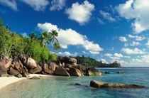Seychelles, Mahe Island, Lazare Bay by Danita Delimont