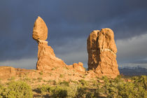 Utah, Arches NP, Balanced Rock by Danita Delimont