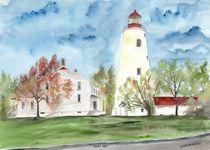 sandy hook lighthouse von Derek McCrea