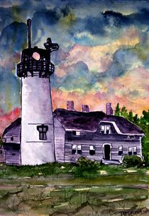 chatham lighthouse by Derek McCrea