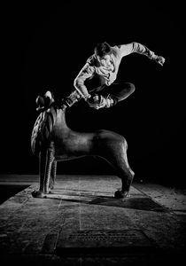 Mateusz Kowalski - Lion tap von Kuba Urbanczyk