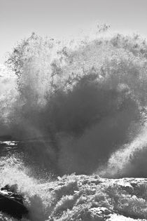 Sea Eruption by Tiago Pinheiro