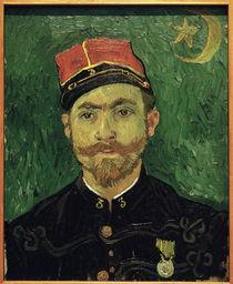 van Gogh, Portraet von Milliet by AKG  Images
